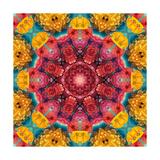 Mandala XXL Color Posters por Alaya Gadeh