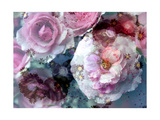 Rosy Poetry Photographic Print by Alaya Gadeh