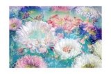 Ocean Of Blossoms Impressionism Photographic Print by Alaya Gadeh