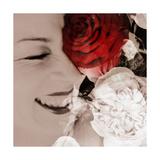 Rosy Moods II Fotografisk tryk af Alaya Gadeh