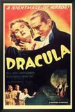 Dracula - Bela Lugosi 1931 Poster