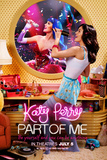 Katy Perry: Part of Me Movie Poster Posters