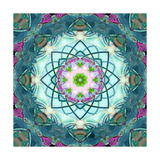Eternal Blossom X Photographic Print by Alaya Gadeh