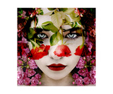 How To Make You Love Me No 1 Photographic Print by Alaya Gadeh and Elizabeth May