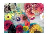Romantic Flowers II Posters por Alaya Gadeh