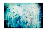 As Blue As My Heart Beats I Photographic Print by Alaya Gadeh