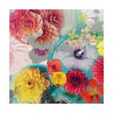 Romantic Flowers III Posters por Alaya Gadeh