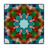 Unforgetable Life Mandala Photographic Print by Alaya Gadeh