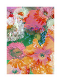 Summer Blossoms II Posters by Alaya Gadeh