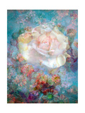 Young Rose Impression Photographic Print by Alaya Gadeh