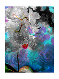 Orchid Abstract VII Prints by Alaya Gadeh