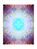 Blossom Loght Mandala II Photographic Print by Alaya Gadeh