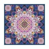 Mandala Blossom Star Photographic Print by Alaya Gadeh