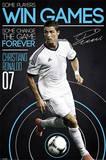 Ronaldo - Change The Game Poster