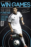 Ronaldo - Change The Game Posters