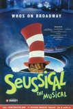 Seussical Broadway Poster Print