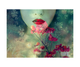 Kissed By Nature Photographic Print by Alaya Gadeh and Elizabeth May