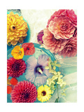 Romantic Flowers I Photographic Print by Alaya Gadeh