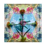 ReinCarnation Cross Photographic Print by Alaya Gadeh