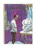 The New Yorker Cover - August 12, 1928 Giclee Print by Peter Arno