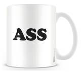 Dumb Ass Mug Taza