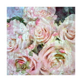 Roses and Roses Photographic Print by Alaya Gadeh