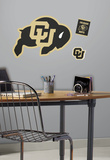 University of Colorado Giant Peel & Stick Wall Decal Wall Decal