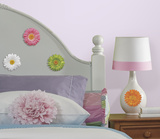 3-D Gerber Daisy Peel & Stick Wall Decal Wall Decal