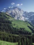 Kehlstein, Berchtesgaden, Bavaria, Germany Photographic Print by Walter Bibikow