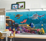 Finding Nemo Prepasted Mural Wallpaper Mural