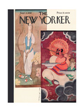 The New Yorker Cover - September 13, 1930 Premium Giclee Print by Rea Irvin