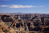 Fish River Canyon, Southern Namibia Photographic Print by David Wall