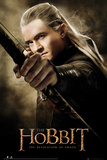 The Hobbit Desolation of Smaug - Legolas Posters
