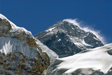 Mount Everest, Nepal Photographic Print by David Noyes