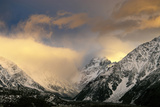 Sunrise at Aoraki Mount Cook, New Zealand Photographic Print by David Noyes