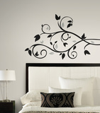 Foil Tree Branch Peel & Stick Wall Decal Wall Decal