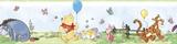 Winnie the Pooh - Toddler Peel & Stick Border Wall Decal Kalkomania ścienna