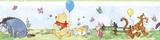 Winnie the Pooh - Toddler Peel & Stick Border Wall Decal - Duvar Çıkartması