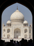 The Royal Gate, Taj Mahal, Agra, India Photographic Print by Brent Bergherm