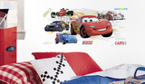 Cars - Lightning McQueen Collage Wall Decal Wall Decal