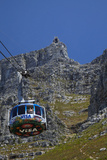 Table Mountain Aerial Cableway, Cape Town, South Africa Photographic Print by David Wall