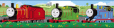 Thomas & Friends Peel & Stick Border Wall Decal Wall Decal