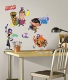 Fanboy & Chum Chum Peel & Stick Wall Decal Wall Decal