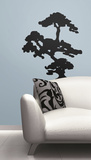 Bonzai Tree Peel & Stick Giant Wall Decal Wall Decal