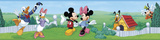 Mickey & Friends Peel & Stick Border Wall Decal Kalkomania ścienna