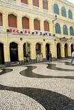 Largo Do Senado (Aka Senado Square), Macau, China Photographic Print by Cindy Miller Hopkins