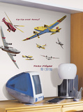 Take Flight Peel & Stick Wall Decal MegaPack Wall Decal