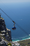Table Mountain Aerial Cableway, Cape Town, South Africa Lámina fotográfica por David Wall