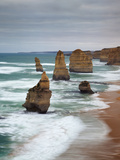 The Twelve Apostles, Port Campbell, Victoria, Australia Photographic Print by Walter Bibikow