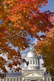 Silver Dome of Bonsecours Market, Montreal, Quebec, Canada Photographic Print by Cindy Miller Hopkins